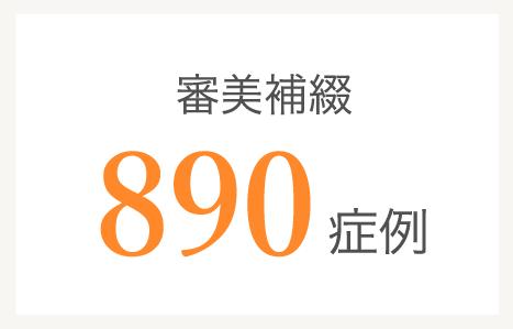 審美補綴 890症例